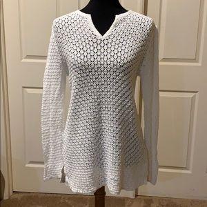 Women's Jeanne Pierre 1X sweater.